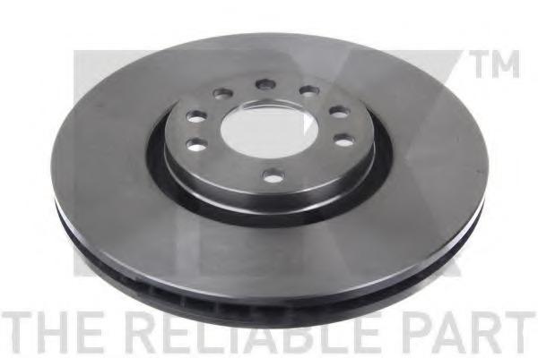 203653 NK Тормозной диск