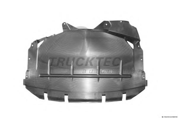 0862363 TRUCKTEC Изоляция моторного отделения