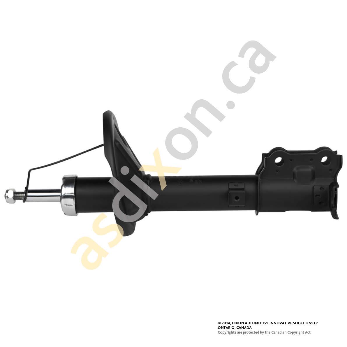 AS11G10501 A.S.DIXON Амортизатор подвески