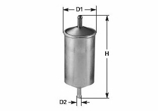 MBNA964 CLEAN FILTER Топливный фильтр