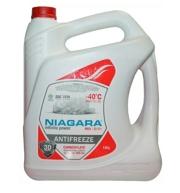 182911 NIAGARA Антифриз Ниагара G12+ карбоксилатный, красный 10кг