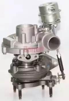 7017295010S GARRETT Турбина AUDI A2 Polo 1.4TDI 2001