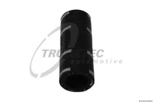 0219246 TRUCKTEC Шланг радиатора