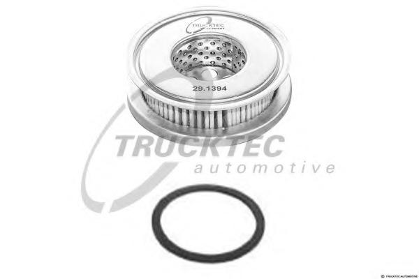 0243072 TRUCKTEC Гидрофильтр, рулевое управление