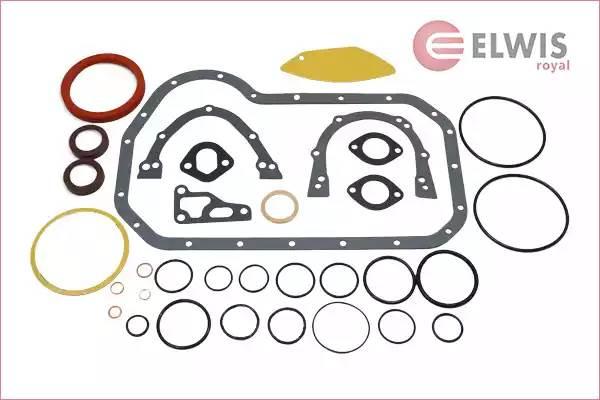 9556011 ELWIS ROYAL Комплект прокладок, блок-картер двигателя