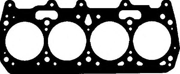 H0505500 GLASER Прокладка, головка цилиндра