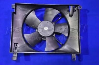 PXNAC028 PARTS-MALL Вентилятор