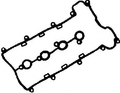 X8313101 GLASER Прокладка кл кр