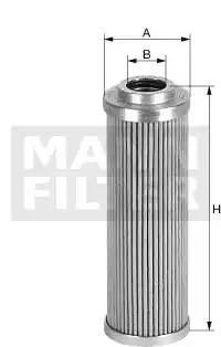 P4003 MANN-FILTER Топливный фильтр