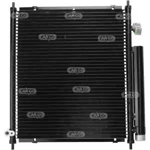 260063 CARGO Радиатор кондиционера