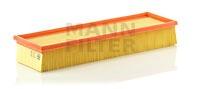 C39108 MANN Воздушный фильтр