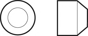 032217 VALEO Лампа накаливания C5W (SV8,5) софит, 12В 5Вт