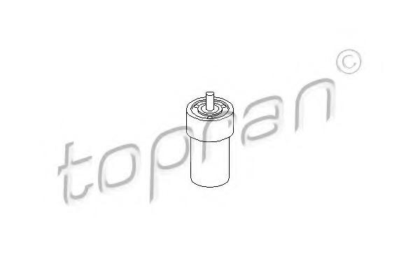 101463 TOPRAN Корпус распылителя