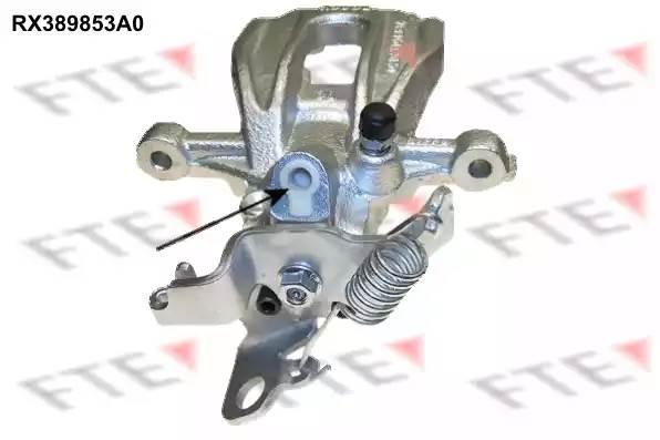 RX389853A0 FTE AUTOMOTIVE Тормозной суппорт