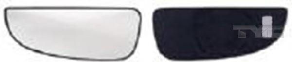 30901441 TYC Зеркальное стекло, узел стекла