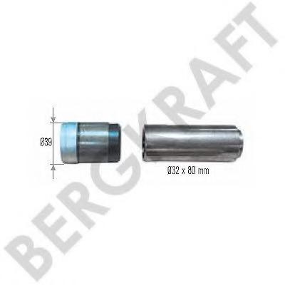 BK1600224AS BERGKRAFT Ремкомплект, тормозной суппорт