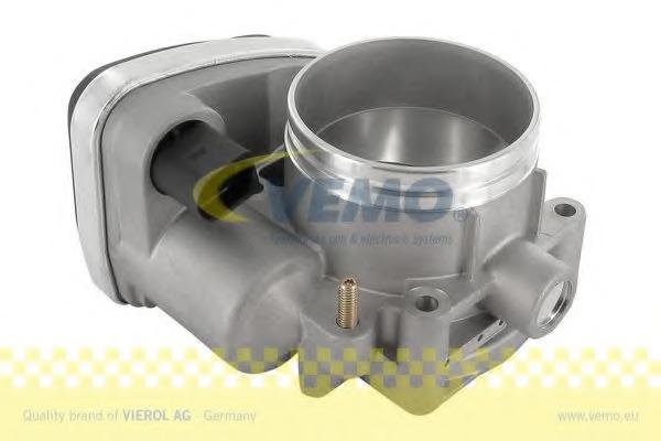 V20810002 VAICO VEMO Патрубок дроссельной заслонки