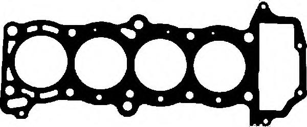 Прокладка, головка цилиндра ELWIS ROYAL 0022443