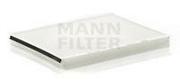 CU2839 MANN Фильтр, воздух во внутренном пространстве