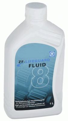 Трансмиссионное масло ZF 8704002