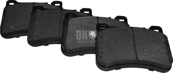 1363603719 JP GROUP Комплект тормозных колодок