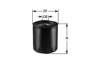 Фильтр масляный CLEAN FILTERS DO327