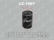 LC1007 LYNX Масляный фильтр