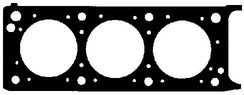 517322 ELRING Прокладка, головка цилиндра