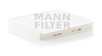 CU2356 MANN-FILTER Фильтр, воздух во внутренном пространстве