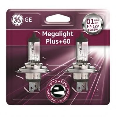 Блистер (2 лампы) це GENERAL ELECTRIC 93361