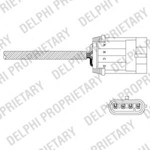 ES1105612B1 DELPHI Лямбда-зонд