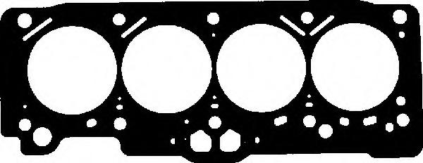 Прокладка, головка цилиндра ELWIS ROYAL 0052885