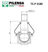 TSP3180 PILENGA Шаровая опора MERCEDES-BENZ, VAG SPRINTER, CRAFTER, с 2006