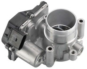 A2C59514304 VDO Регулирующая заслонка, подача воздуха