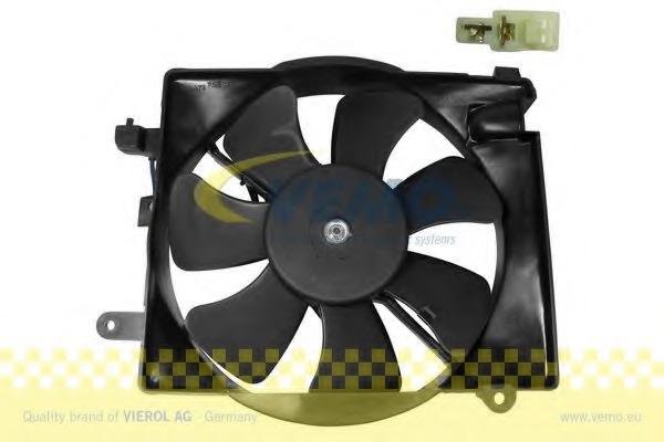V51010003 VAICO VEMO Вентилятор, охлаждение двигателя