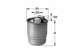 Топливный фильтр CLEAN FILTERS DN1925