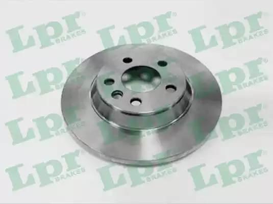 V2002P LPR Тормозной диск