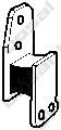 255600 BOSAL Буфер, глушитель