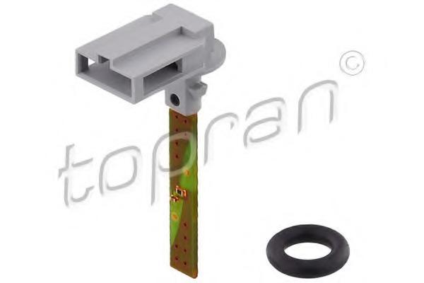 111871 TOPRAN Термовыключатель, вентилятор кондиционера