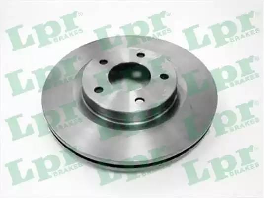 C3016V LPR/AP Тормозной диск