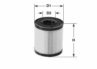 Фильтр масляный CLEAN FILTERS ML1722