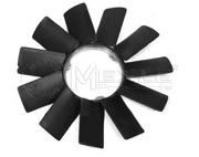 3001150002 MEYLE Крыльчатка вентилятора, охлаждение двигателя
