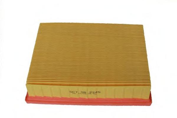 SB2245 SCT SCT SB 2245 Воздушный фильтр SB2245