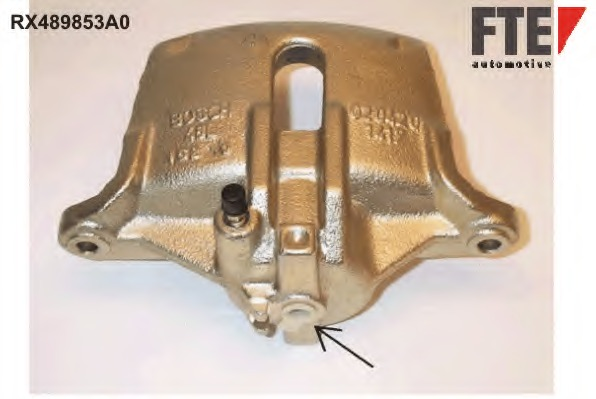 RX489853A0 FTE AUTOMOTIVE Тормозной суппорт