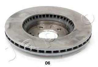 60S06 JAPKO Тормозной диск