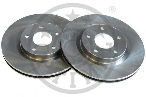 BS8420 OPTIMAL Тормозной диск