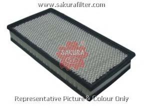 A6604 SAKURA Воздушный фильтр