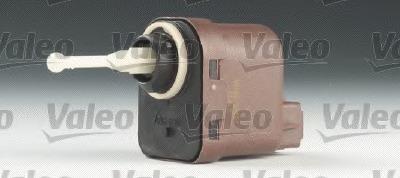 085179 VALEO Регулировочный элемент, регулировка угла наклона фар