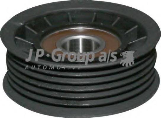 1518300500 JP GROUP Паразитный / ведущий ролик, поликлиновой ремень