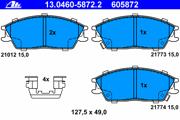 13046058722 ATE Тормозная система